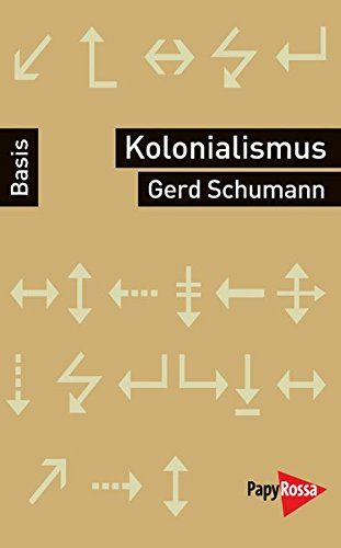Kolonialismus, Neokolonialismus, Rekolonisierung (Basiswissen Politik / Geschichte / Ökonomie)