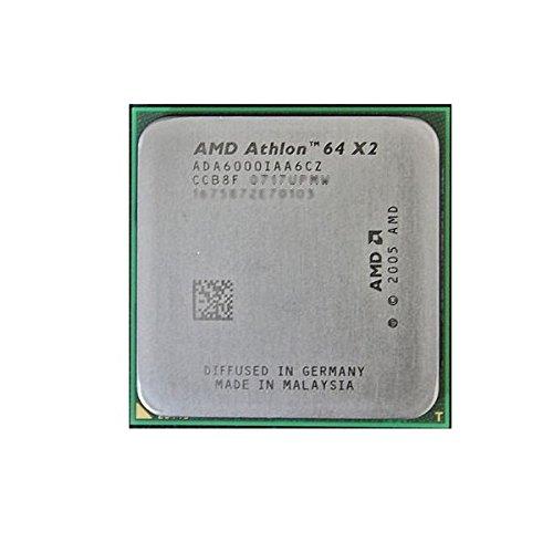 Prozessor CPU AMD Athlon 64 X2 6000+ 3GHz 2x 1Mo L2 ADA6000IAA6CZ Buchse AM2