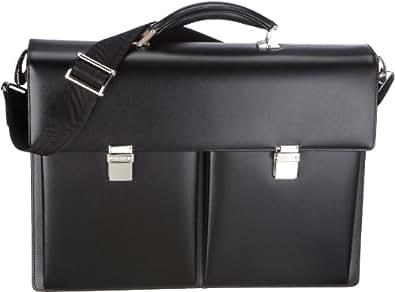 montblanc meisterst ck laptop tasche no 104608 104608. Black Bedroom Furniture Sets. Home Design Ideas