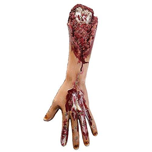 ennter Arm, unisex-adult, 41 cm (Abgetrennter Kopf Halloween)