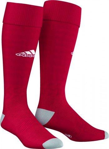 Adidas Unisex Erwachsene Milano 16 Socken, Power Rot/Weiß, 10.5-12 UK (46-48 EU)