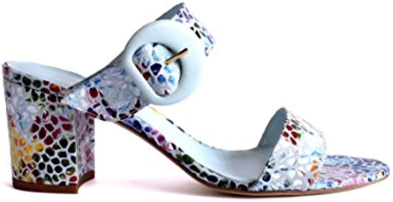 NOGUERON C5NA010T Damen Pumps Blau 2018 Letztes Modell  Mode Schuhe Billig Online-Verkauf