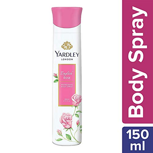 Yardley London English Rose Refreshing Deo For Women, 150ml
