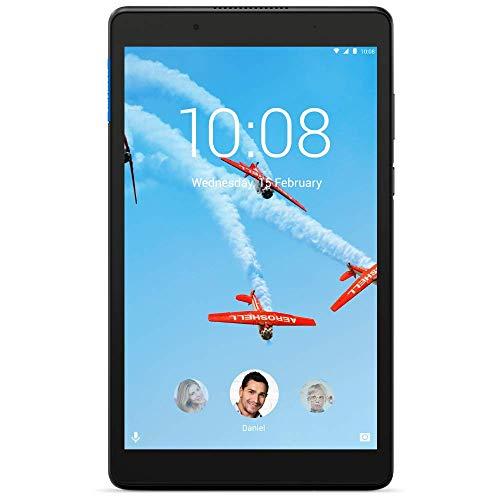 Lenovo Tab E8 8 Inch HD Tablet (Quad-core 1.3, 2 GB Memory, 16 GB Storage, Android Nougat) - Black