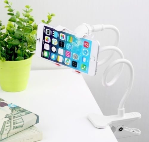Motoway Universal Flexible Long Arms Lazy Bed Desktop Car Mobile Phone Holder Stand
