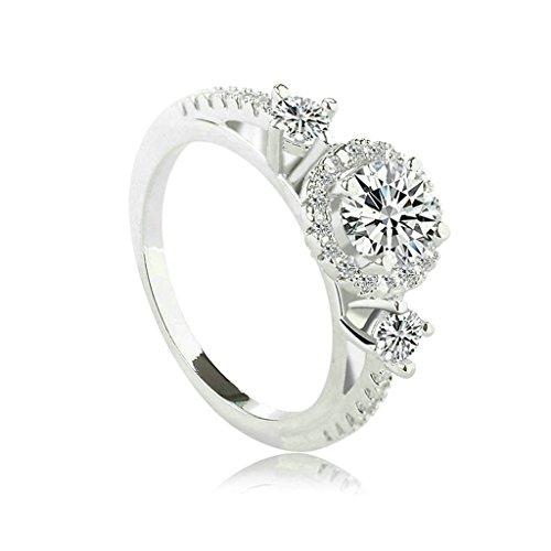 amdxd-bijoux-plaque-or-femme-bagues-de-fiancailles-3-rond-cz-incruste-svelte-taille-49