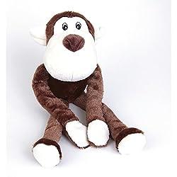 The Animate Company Luxury Feel Squeaky Dog Toy