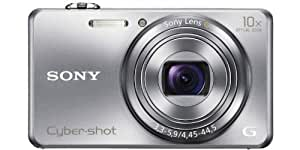 Sony DSCWX200 Digital Compact Camera with Wi-Fi - Silver (18MP, 10x Zoom) (discontinued by manufacturer)