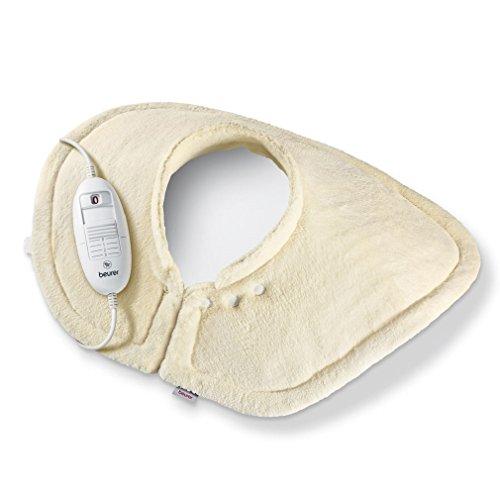 Schulter-maschine (Beurer HK 54 Heizkissen für den Schulter- und Nackenbereich, besonders weich, 3 Temperaturstufen)