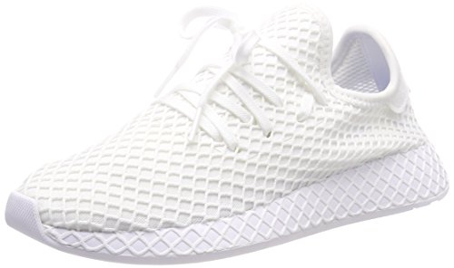 adidas Unisex-Kinder CQ2936 Deerupt Runnerschuhe, Grau (Carbon S18/Carbon S18/Core Black), 38 2/3 EU -