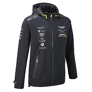 ASTON MARTIN 2018Racing Team Herren Leichte Jacke Coat Größen XS-XXXL, Navy, Mens (M) Chest 38-40 inches