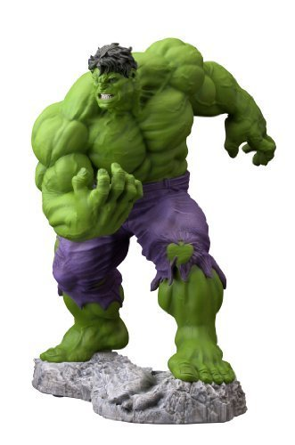 Kotobukiya Hulk Classic Avengers Marvel Comics Fine Art Statue By Kotobukiya Picture