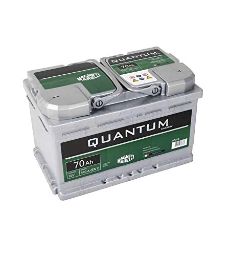 Quantum Marelli L3B Batteria Auto 70AH 540A 12V