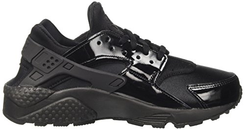 Nike Damen Wmns Air Huarache Run Sneaker Schwarz (Black/black-black)
