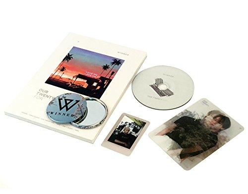 Preisvergleich Produktbild WINNER Single Album - Our Twenty For [ FOR DREAM Ver. ] CD + Photobook + Lenticular Card + Polaroid + FREE GIFT / K-pop Sealed