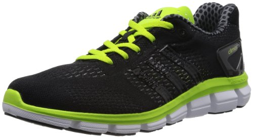 Adidas Damen Clima Chill Ride d66785 Trainer, schwarz/lime, Größe UK 10,5