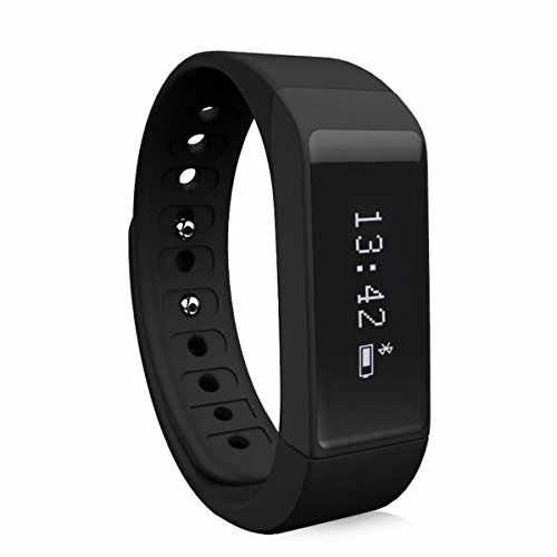Fitness Tracker, ELEGIANT Sport SmartWatch I5 Schrittzähler Aktivitätsarmband Fitnessarmband Tracker