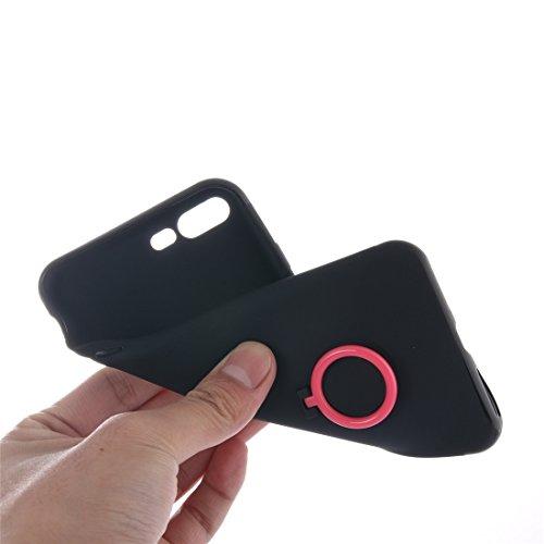 Hülle für iPhone 7 plus , Schutzhülle Für iPhone 7 Plus Trennbare Crazy Horse Texcture Horizontale Flip Reißverschluss Ledertasche mit Card Slot && Brieftasche & Foto Frame & Lanyard ,hülle für iPhone Magenta