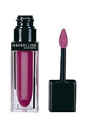Maybelline New York Color Sensational Liquid Lip Velvet, Flmng Fuchsia, 5ml