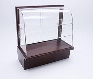 Acrylique présentoir boulangerie gâteau meuble bricolage maison miniature