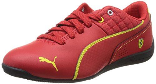 puma-drift-cat-6-l-sf-jr-botas-de-moto-para-nino-color-rojo-talla-38