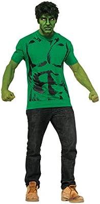 AVENGERS - ASSEMBLE ~ Hulk T-Shirt Set - Adult Accessory X LARGE