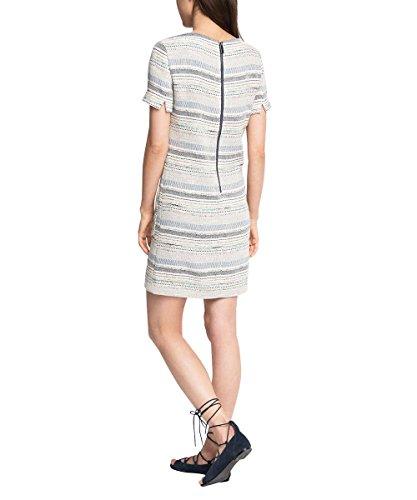 Esprit 036ee1e004 - Structured - Robe - Femme Multicolore (LIGHT BLUE 440)