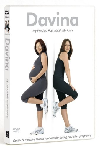 Davina - My Pre & Post Natal Workouts [DVD] [2007]