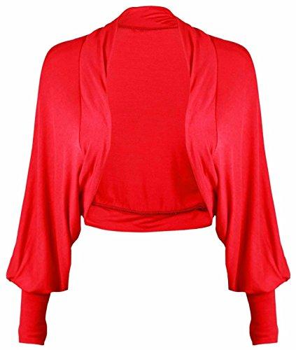 Momo&Ayat Fashions -  Coprispalle  - Donna Red