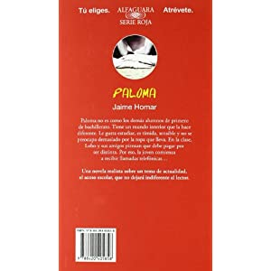 Paloma (Serie roja)