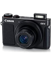 CANON Power Shot G9X Mark II with 16 GB Card and CASE