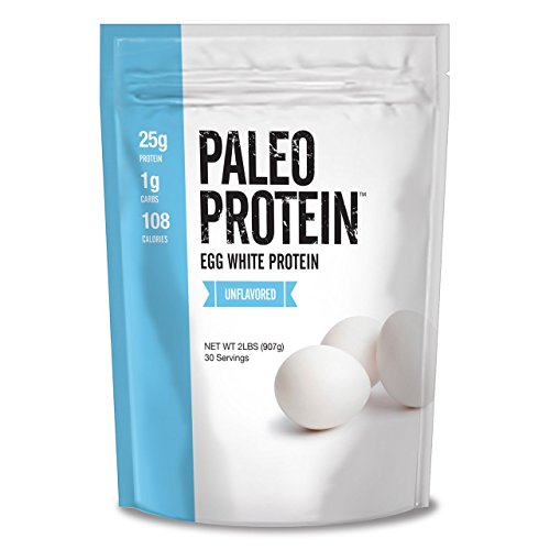 Paleo Protein Pure (2 LBS) (Egg Whites) by Julian Bakery