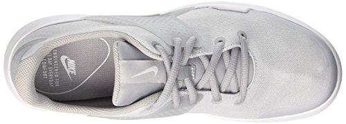 NIKE Herren Langärmliges Funktionsshirt Pro Core Compression Mock Mehrfarbig (Wolf Grey/white)