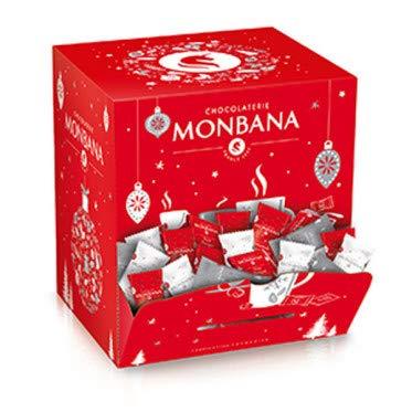 Hotte de Noël Monbana (Assortiments de 300 confiseries chocolatées) Livré sous 48h !