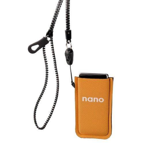 Hama Neoprentasche für Apple iPod Nano 2. Generation orange Apple Ipod Nano 2. Generation