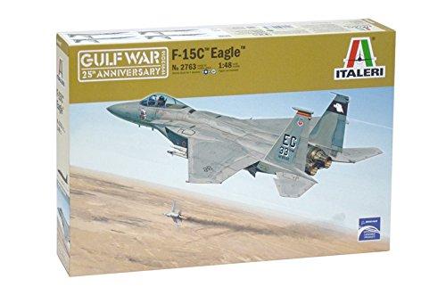 389d68b1adbd7 Italeri 2763 - F-15a/C Strike Eagle - Gulf War Model Kit Scala 1:48