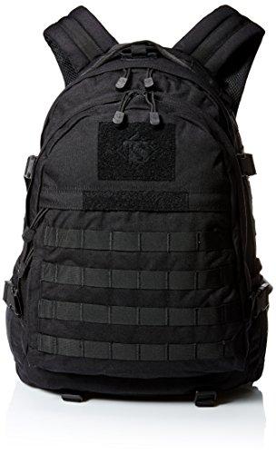 Tru-Spec Elite 3Tag Rucksack, Unisex, schwarz (3-tages-rucksack)