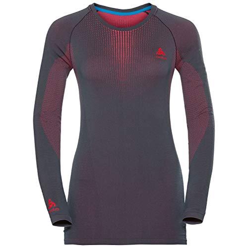 Odlo Performance Warm Women\'s Long-Sleeve Mannschafthemd - X Small