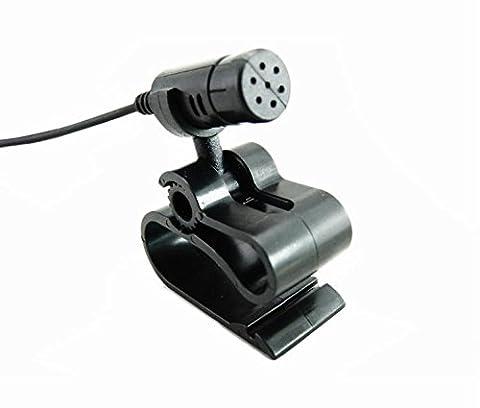 Goliton® Auto DVD Nvigtion Bluetooth Mikrofon Mic Versammlung für SONY XAMC10 / XA-MC10 - Schwarz