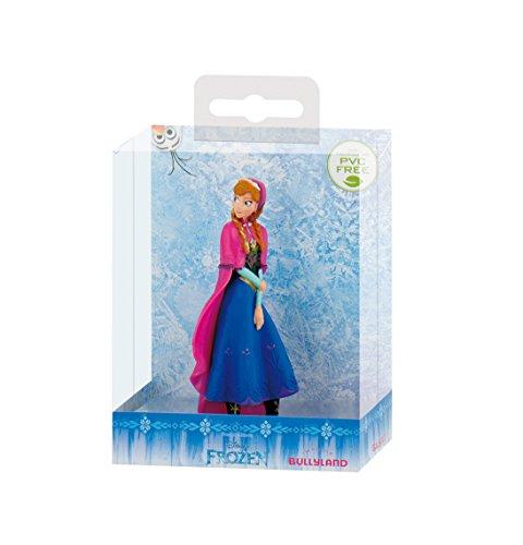 Bullyland 13408 - Spielfigur in Geschenkpackung, Walt Disney Frozen - Anna, ca. 9,5 cm -