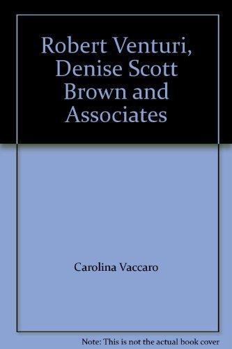 Vente ferme venturi scott brown und part 030894 by Carolina Vaccaro (1990-01-01)