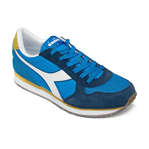 Diadora Malone Scarpe Sportive Uomo Blu Azzurre (45 eu) – aeroportolucca 4868aeeb6c4