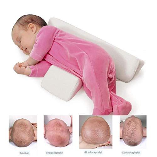 Clevamama Clevafoam Atmungsaktives Babybett Babynest f/ür Neugeborene und Babys Blau 0-6 Monate