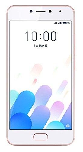 Meizu M5c - Smartphone de 5' (Memoria Interna de 128 GB, HD 720p), Rosa