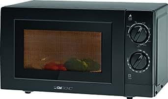 Clatronic Mwg 786micro-ondes cuisson de/30minutes minuterie/20L noir