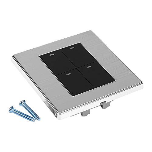 250V 10A LED Interruptor de luz inteligente Interruptor de pared interruptor de...