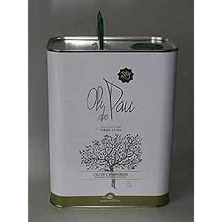 Premium Olivenöl Oli de Pau Verge Extra (Kanister 2 Liter)
