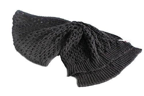 Sciarpa donna Romeo Gigli l.maglia 19033 nero