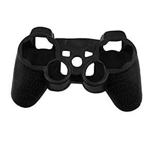 Silikon-Schutzhülle für Sony PS3 Controller Playstation 3 Dualshock Wireless Gamecontroller BL one size