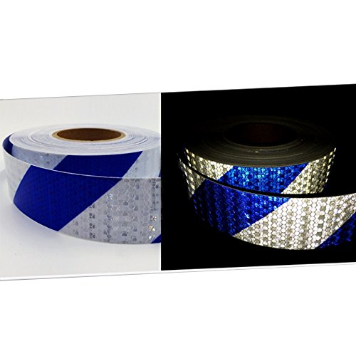 general-high-intensity-grade-lime-reflective-tape-night-protective-shine-tapes-warning-sign-honeycom
